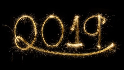 2019 New Year 5K Wallpapers | HD Wallpapers | ID #26686