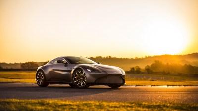 Aston Martin Vantage 4K 2018 Wallpapers | HD Wallpapers ...