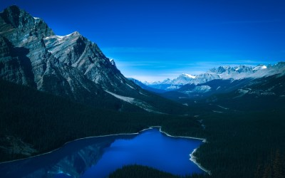 Banff National Park Landscape 4K Wallpapers   HD Wallpapers   ID #24788