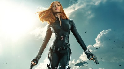 Black Widow Captain America The Winter Soldier Wallpapers | HD Wallpapers | ID #13206