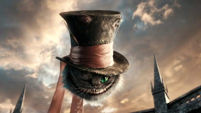 Cat in Alice in Wonderland Wallpapers | HD Wallpapers | ID #10006