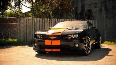 Chevrolet Camaro SS Car Wallpapers | HD Wallpapers | ID #11784
