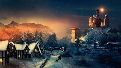 Christmas Winter Wallpapers | HD Wallpapers | ID #14153