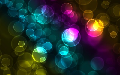 Colorful Bokeh Wallpapers | HD Wallpapers | ID #8878