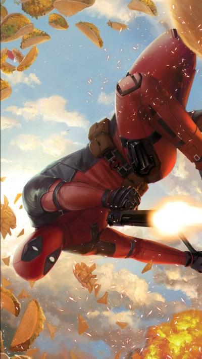 Deadpool 2 Wallpapers | HD Wallpapers | ID #23989