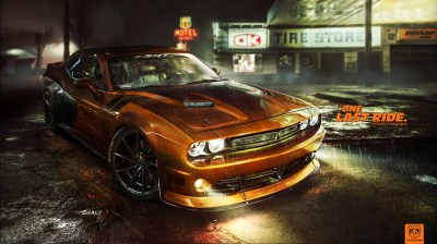 Dodge Challenger RT 4K Wallpapers | HD Wallpapers | ID #17356