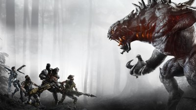 Evolve 2015 Game Wallpapers | HD Wallpapers | ID #14137