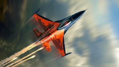 F 16 Fighting Falcon Fighter Aircraft Wallpapers | HD Wallpapers | ID #11798