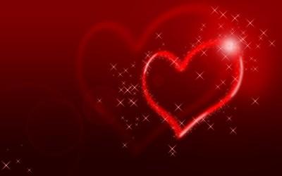 Glittering Heart Wallpapers   HD Wallpapers   ID #6575