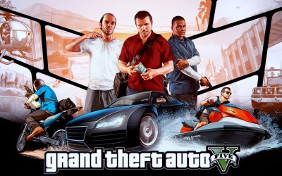 Grand Theft Auto V Wallpapers | HD Wallpapers | ID #13128