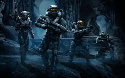 Halo 5 Guardians Team Chief Wallpapers | HD Wallpapers ...