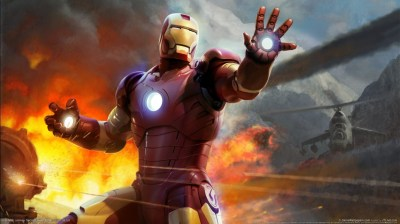 Iron Man HD Game Wallpapers   HD Wallpapers   ID #1626