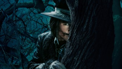 Johnny Depp The Wolf Into the Woods Wallpapers | HD Wallpapers | ID #14014