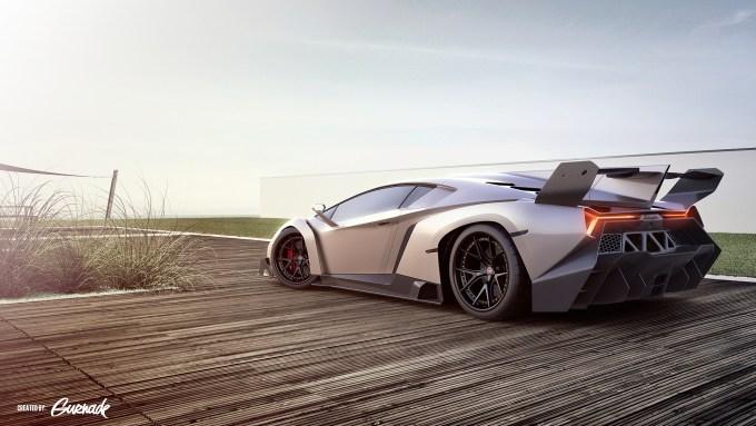 Lamborghini Veneno Sports Car Wallpapers Hd Id 12628