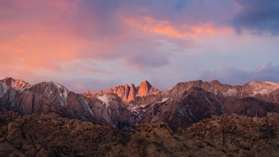 macOS Sierra Mountains 5K Wallpapers | HD Wallpapers | ID #18918