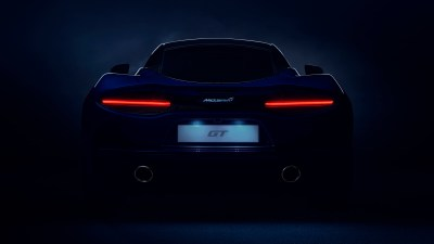 McLaren GT 2019 Wallpapers | HD Wallpapers | ID #28391