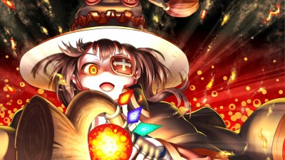 Megumin Anime 4K Wallpapers | HD Wallpapers | ID #17113