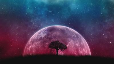 Moon Landscape 5K Wallpapers | HD Wallpapers | ID #27890