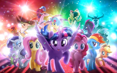 My Little Pony The Movie 4K Wallpapers | HD Wallpapers | ID #20733