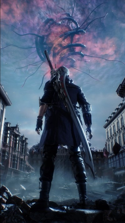 Nero Devil May Cry 5 4K Wallpapers | HD Wallpapers | ID #24583