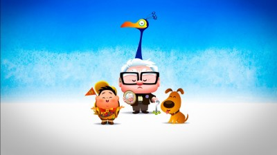 Pixar's Up Wallpapers | HD Wallpapers | ID #12766