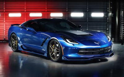 Revorix Chevrolet Corvette 2014 Wallpapers | HD Wallpapers | ID #14022