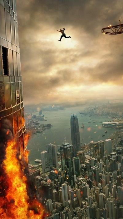 Skyscraper 2018 Movie Wallpapers   HD Wallpapers   ID #22996