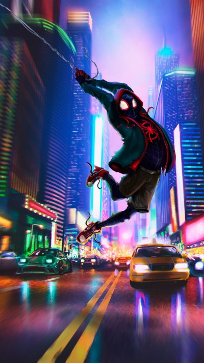 Spider-Man Into the Spider-Verse 4K Wallpapers | HD Wallpapers | ID #27772