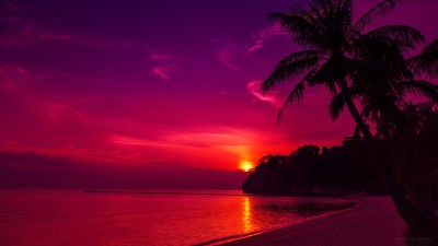 Thailand Beach Sunset Wallpapers | HD Wallpapers | ID #13404