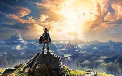 The Legend of Zelda Breath of the Wild 4K Wallpapers | HD Wallpapers | ID #19552