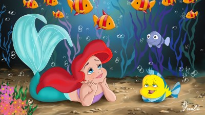 The Little Mermaid Wallpapers | HD Wallpapers | ID #17189