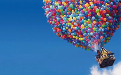 UP Movie Balloons House Wallpapers | HD Wallpapers | ID #9649