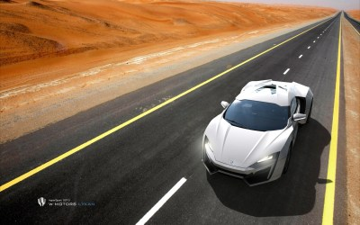 W Motors Lykan HyperSport 2013 Wallpapers | HD Wallpapers | ID #12949