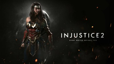 Wonder Woman Injustice 2 Wallpapers | HD Wallpapers | ID #19752