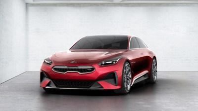 Kia Proceed Concept 2017 Frankfurt Motor Show 4K Wallpapers | HD Wallpapers | ID #21514