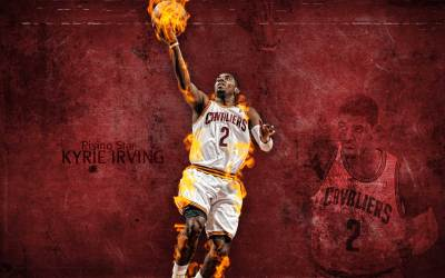 Wallpaper of Kyrie Irving | HD Wallpapers Pulse