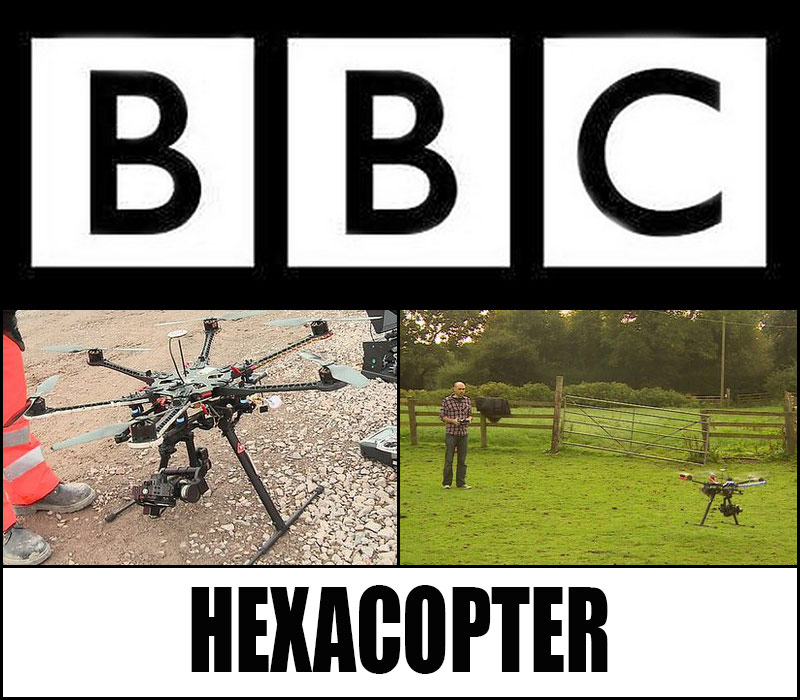 BBC-Hexacopter