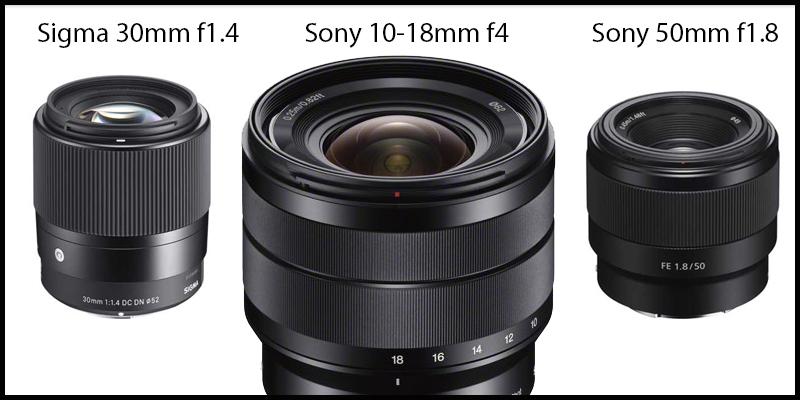 E lenses for sale v2