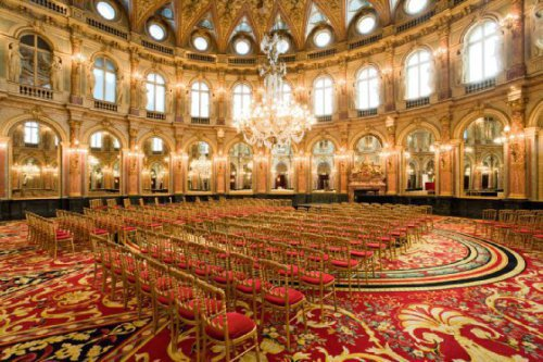 IC Paris ballroom review