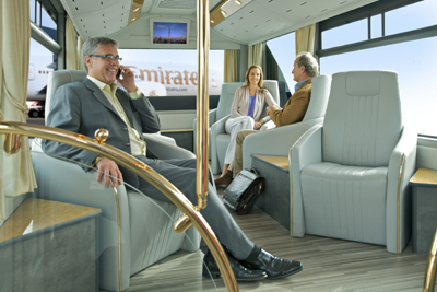 Emirates shuttle