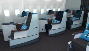 KLM new seat 3