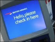 BA check-in