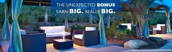 Marriott Unexpected Bonus