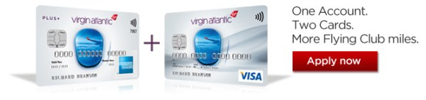 Virgin Flying Club White credit cards review