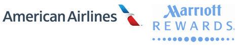 American and Marriott logos