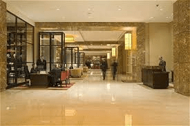 InterContinental Boston review lobby