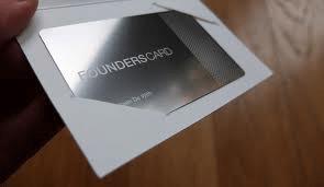 FoundersCard