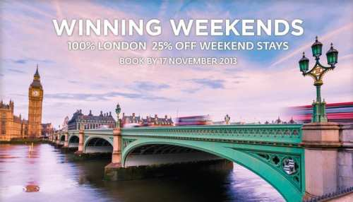 Hilton Winning Weekends