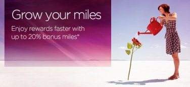 Virgin miles sale