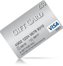 how to buy microsoft points with a visa gift card
